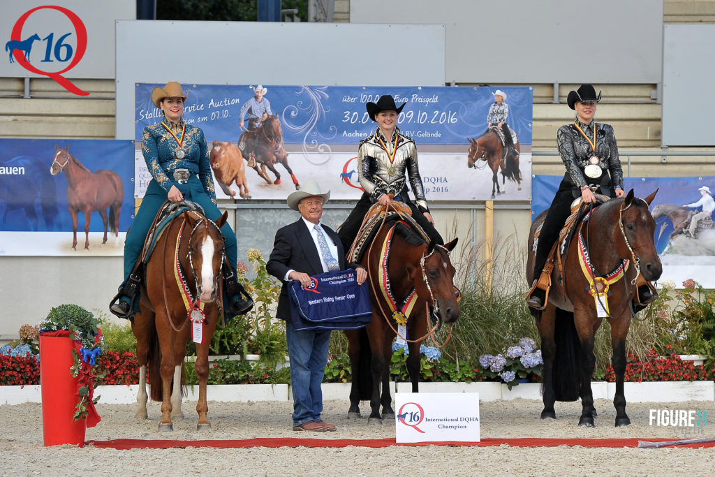 Senior Western Riding Champion
